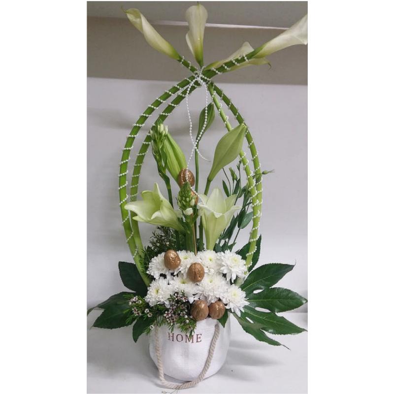 סידורי פרחים 5