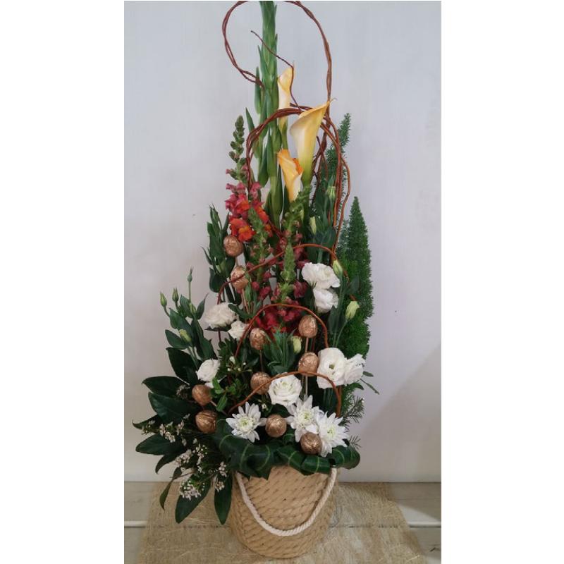 סידורי פרחים 8