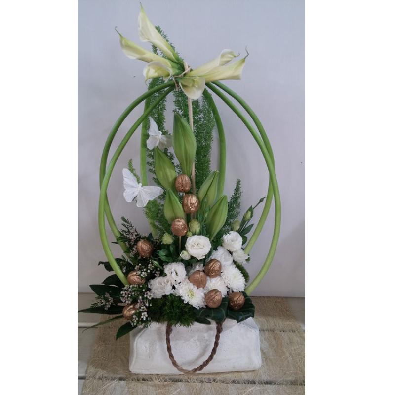 סידורי פרחים 9