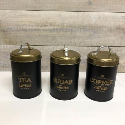 קפה תה סוכר שחור